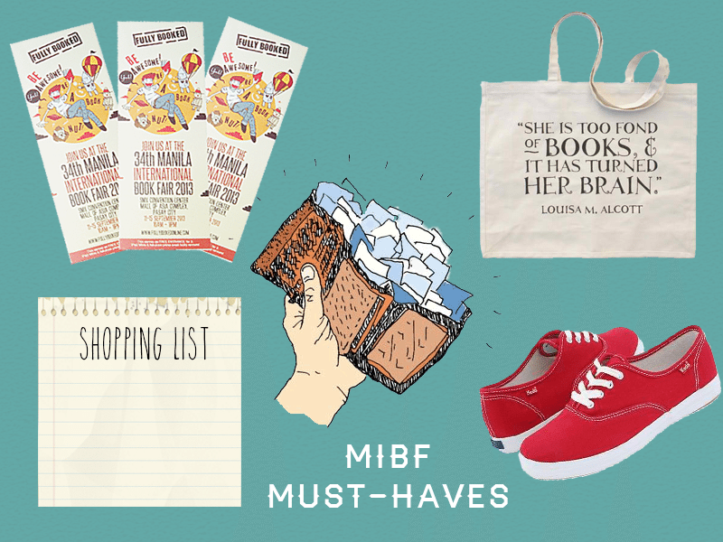 mibf must haves