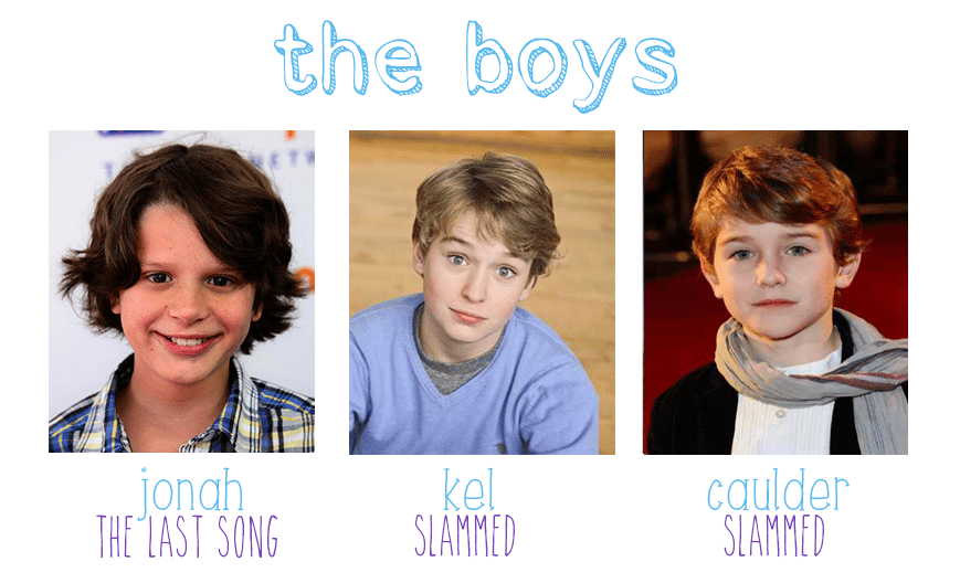 quirky contemporary kids boys 1
