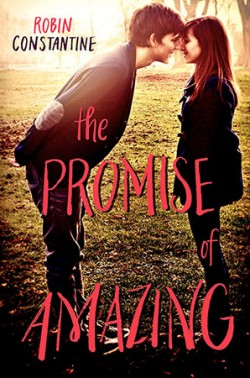 {Blog Tour} Review + Playlist: The Promise Of Amazing by Robin Constantine
