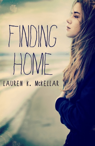 Blog Tour Review: Finding Home by Lauren K. McKellar + Giveaway
