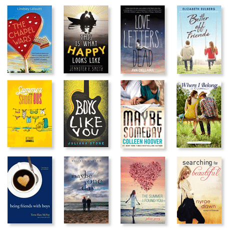 march 2014 reads