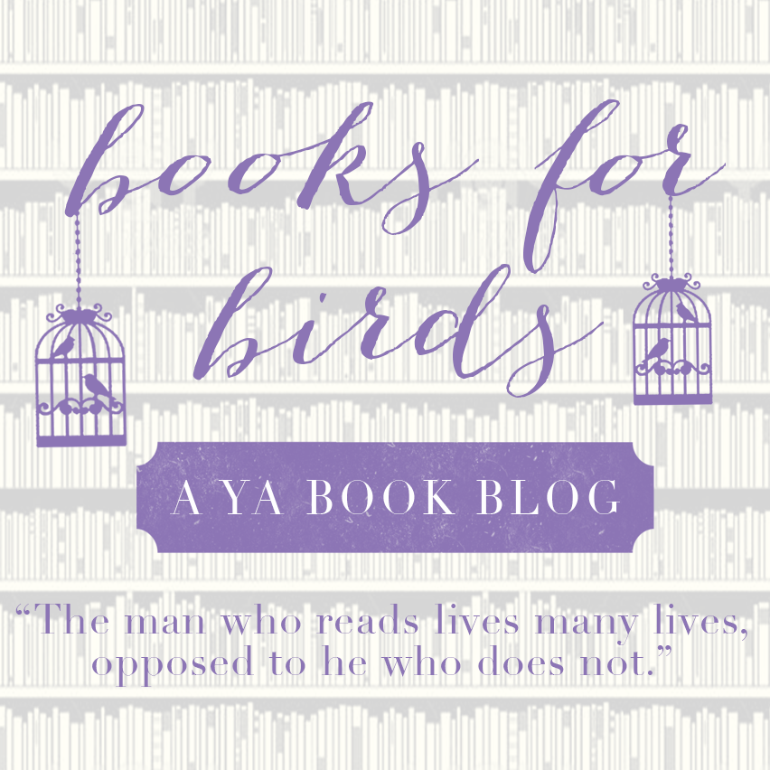 books for birds - blog button