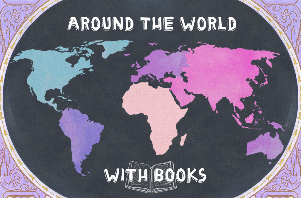 around the world with books
