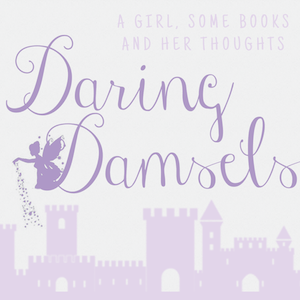 daring damsels button