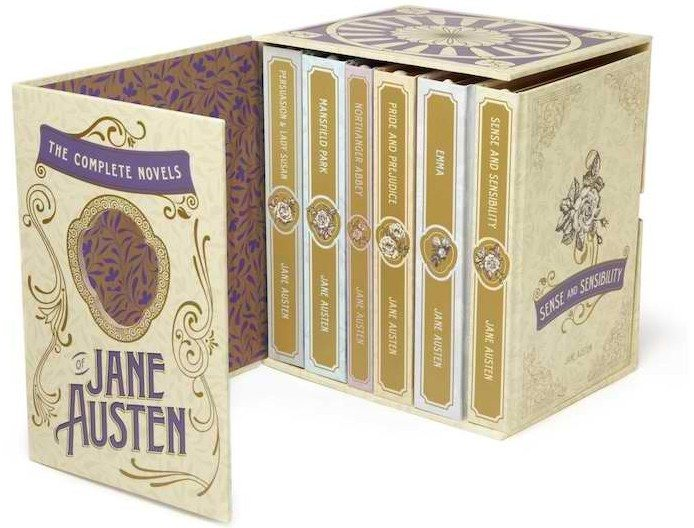 heirloom collection jane austen