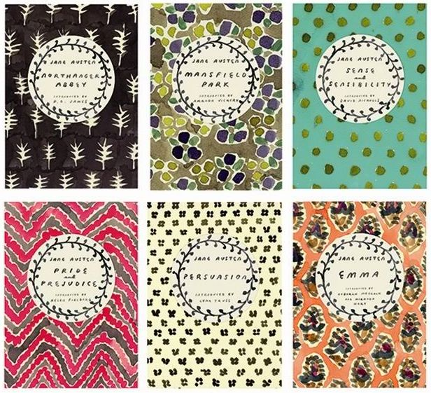 jane austen random house uk collection