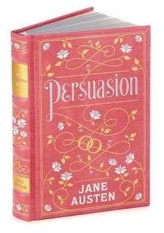 leatherbound persuasion jane austen