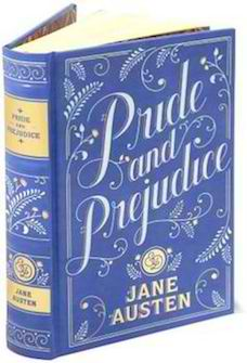 leatherbound pride and prejudice jane austen
