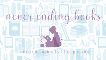 never ending books - front