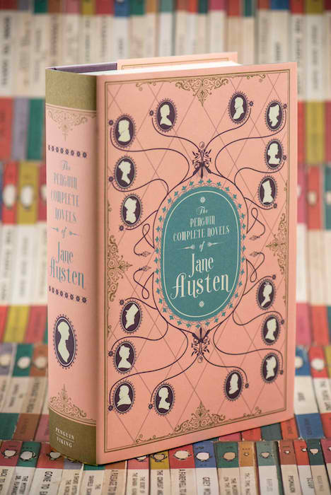 penguin complete novels jane austen