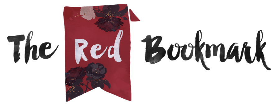 the red bookmark - header