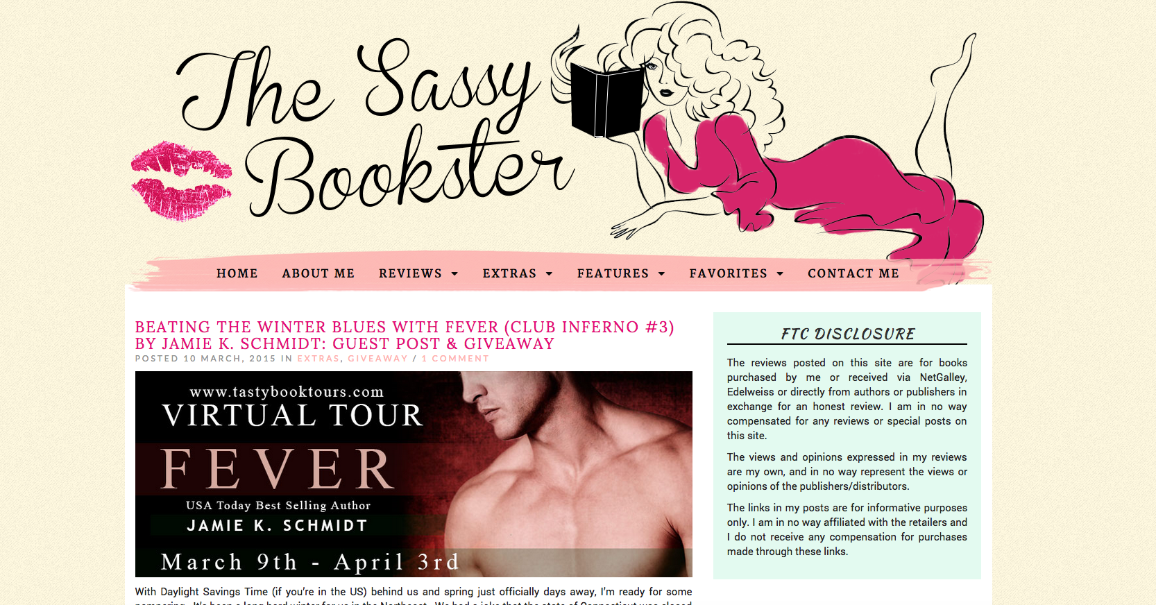 the sassy bookster