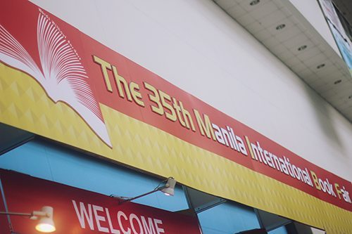 35th manila international book fair