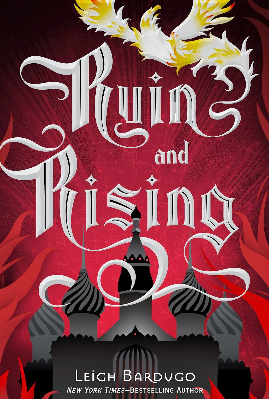 The Grisha Series by Leigh Bardugo