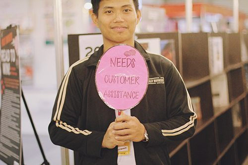 customer assistance mibf
