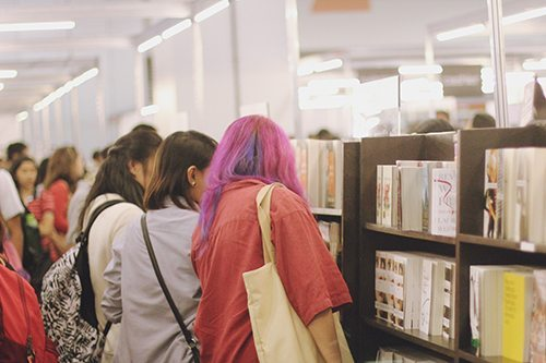 fullybooked mibf 2014