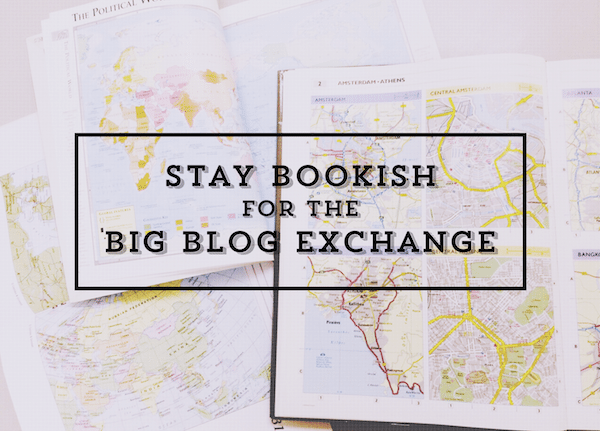 stay bookish big blog exchange