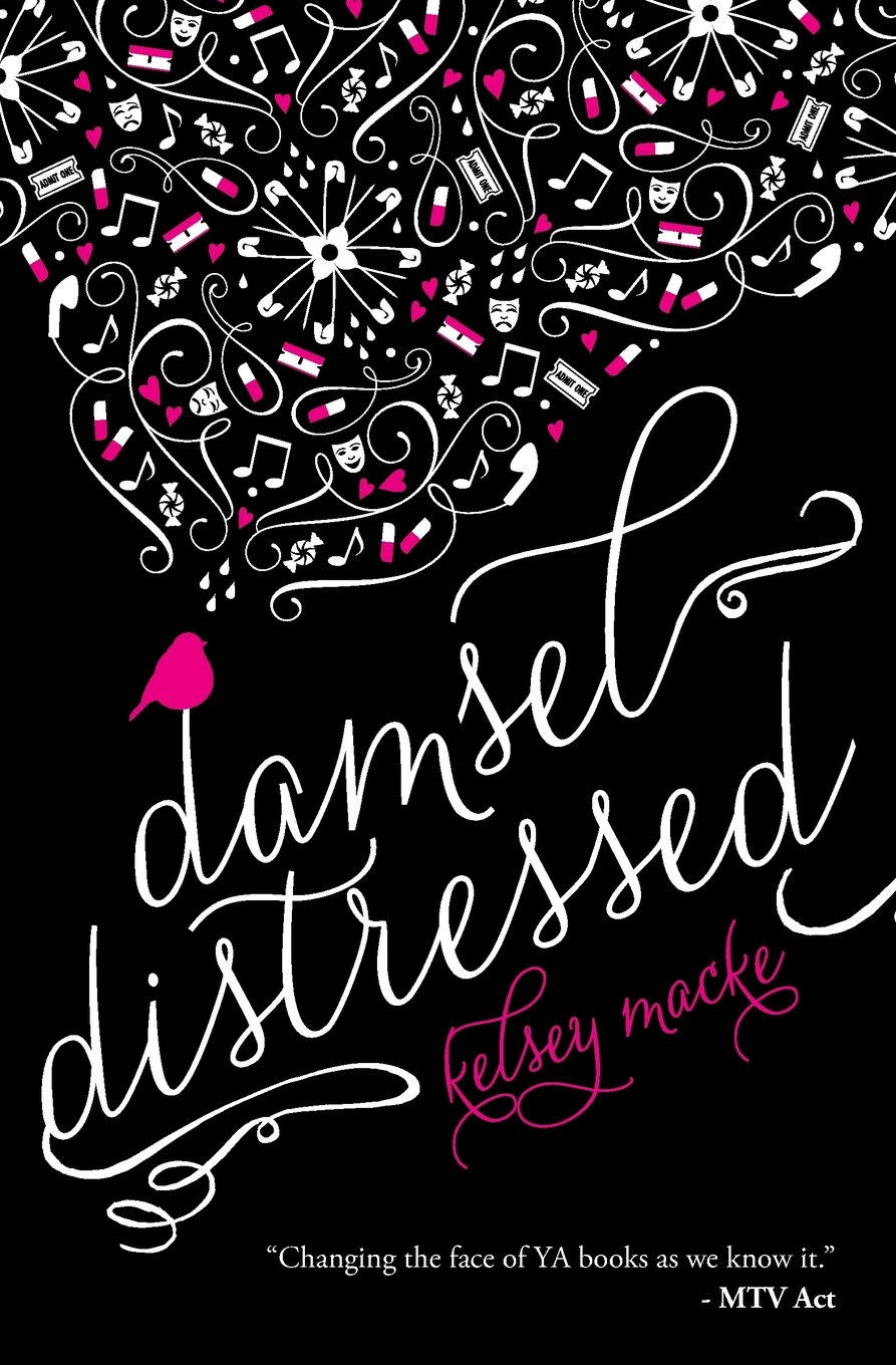Damsel Distressed by Kelsey Macke: Review + Giveaway