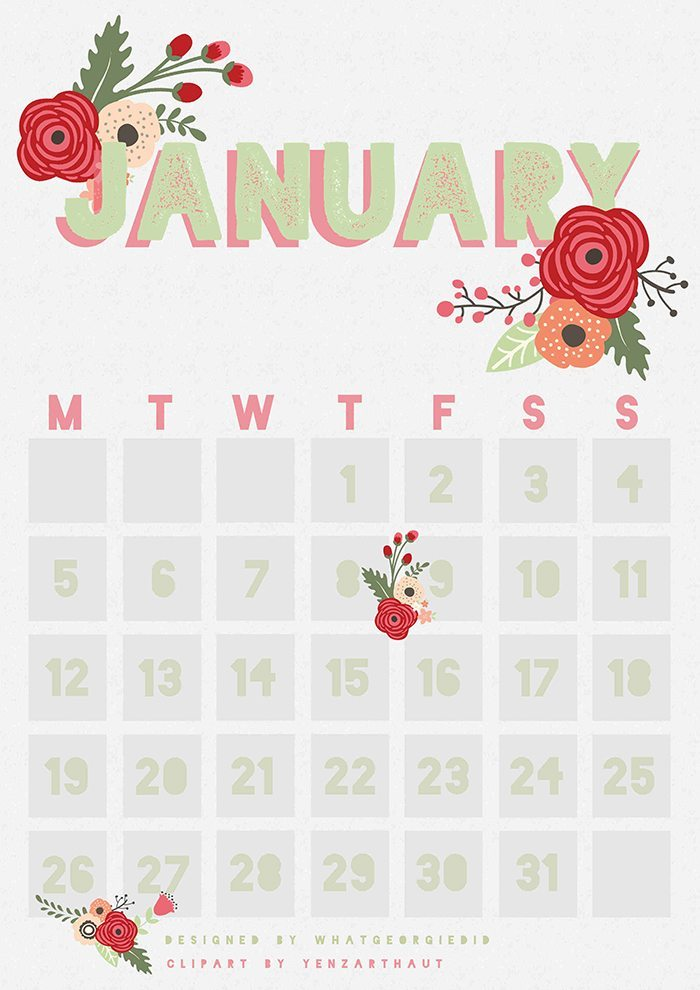 January-2015-WhatGeorgieDid
