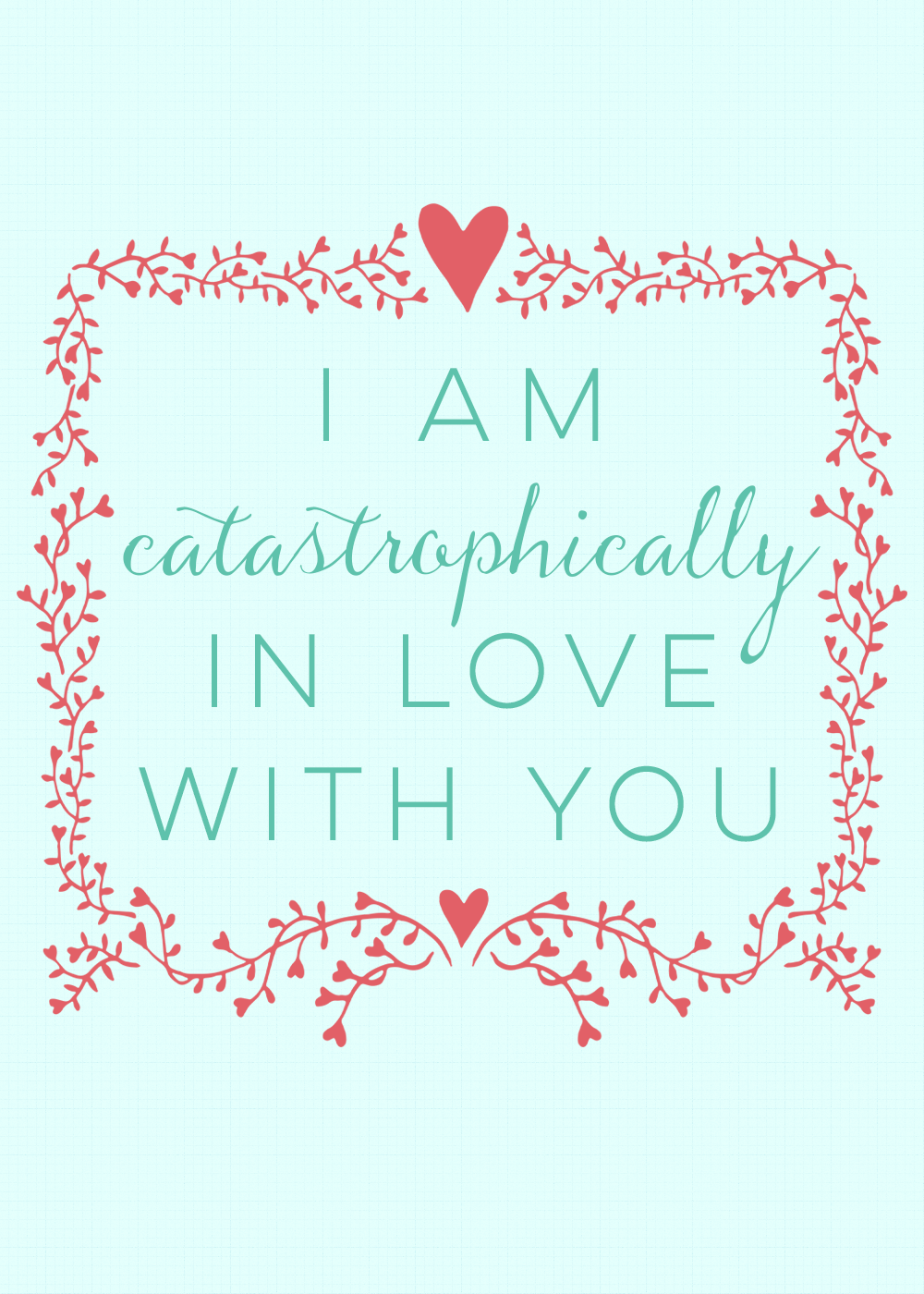 clockwork princess quote - i am catastrophically in love with you
