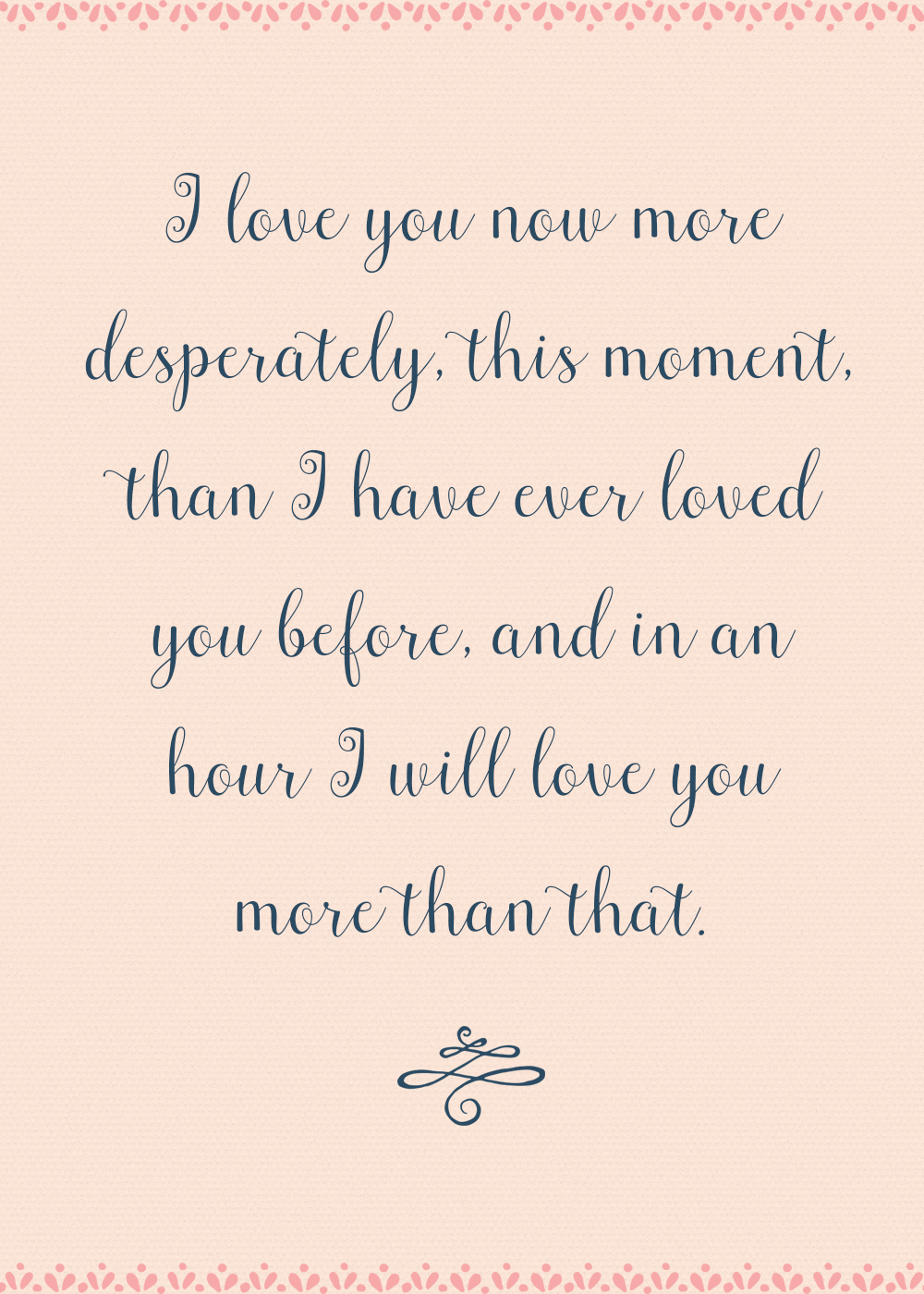 clockwork princess quote - i love you now more desperately