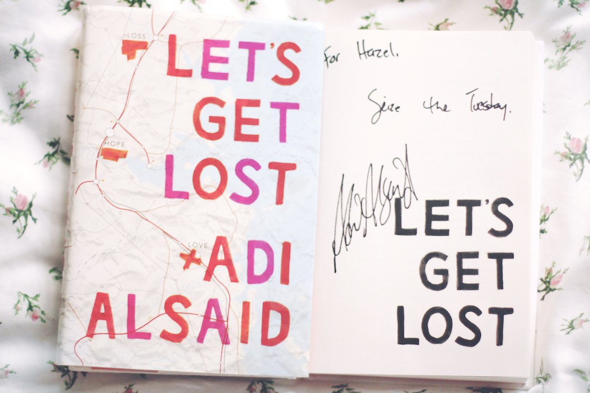 lets get lost by adi alsaid