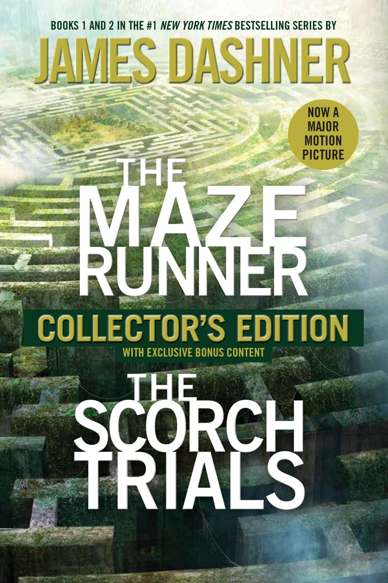 the maze runner the scorch trials collectors edition james dashner