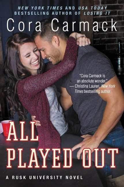 Blog Tour: All Played Out by Cora Carmack