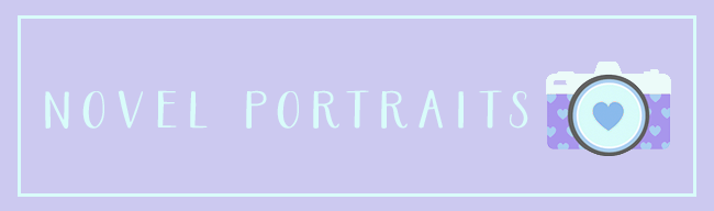 stay bookish - novel portraits