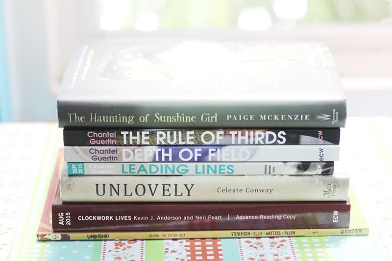 bea 2015 book haul day 2 - 4