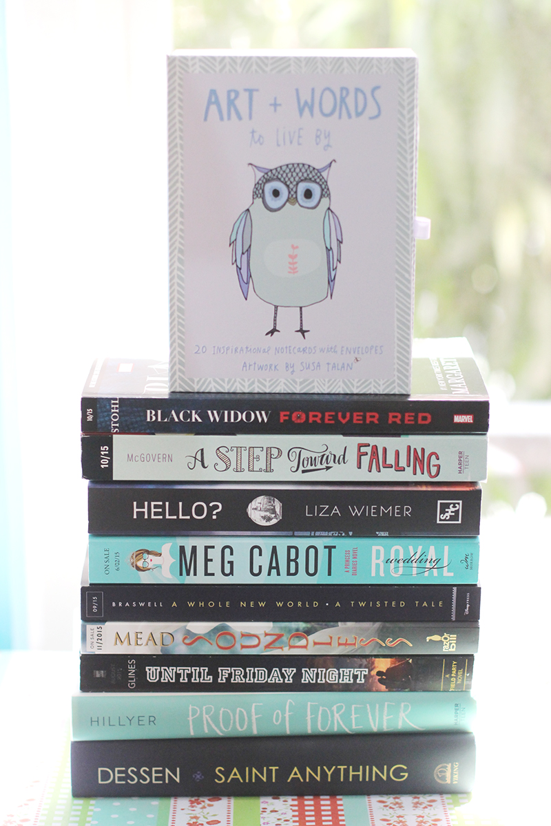 bea 2015 book haul day 3 - 1