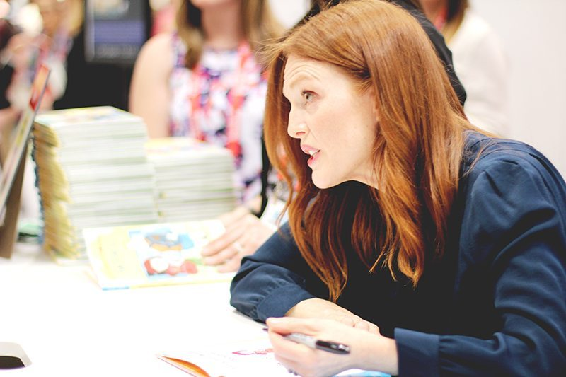 book expo america 2015 julianne moore