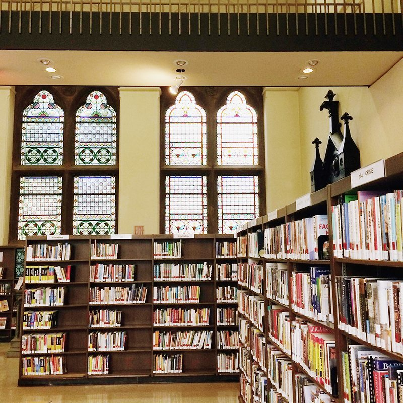 jefferson market library 2