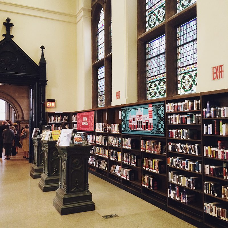 jefferson market library