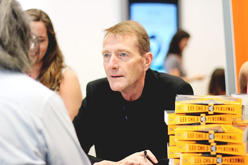 lee child bea 2015
