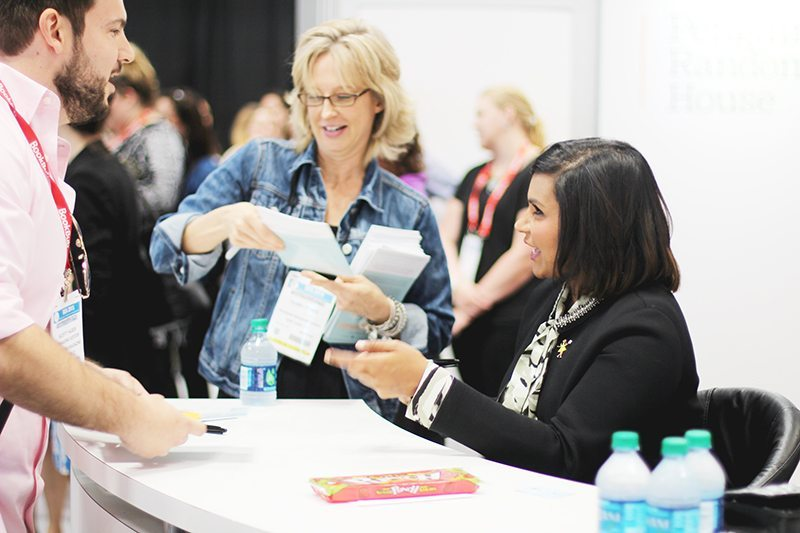 mindy kaling at bea 2015