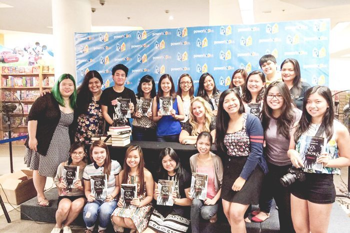 ph ya book bloggers with leigh bardugo