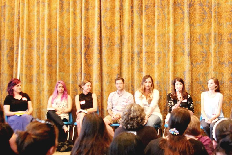 the road less traveled panel teen author carnival 2015