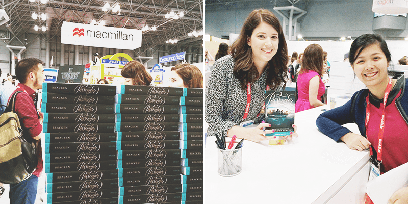 with alexandra bracken bea passenger