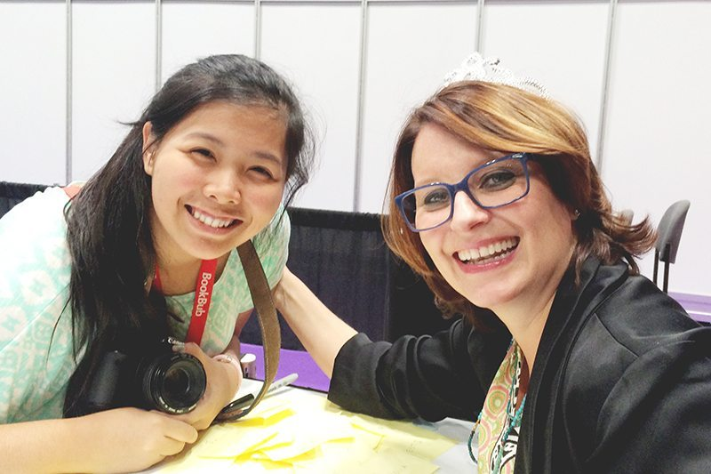 with meg cabot bea 2015