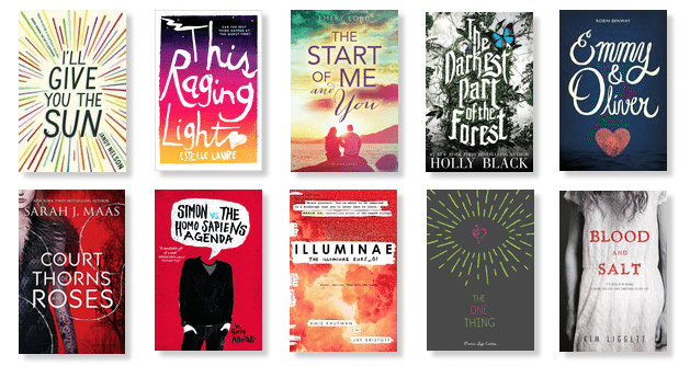 2015 ya faves midyear update
