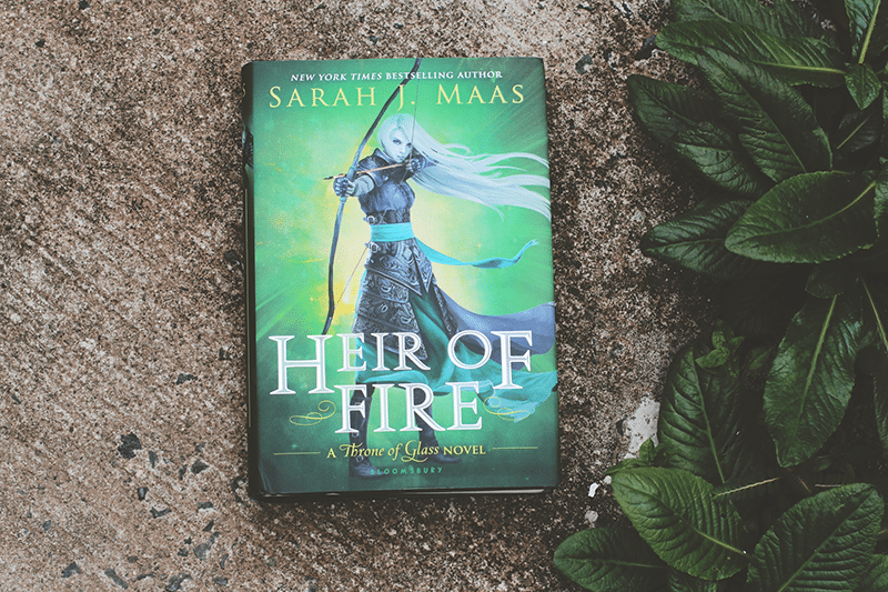 find me tag - heir of fire by sarah j maas