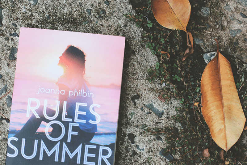 find me tag - the rules of summer by joanna philbin