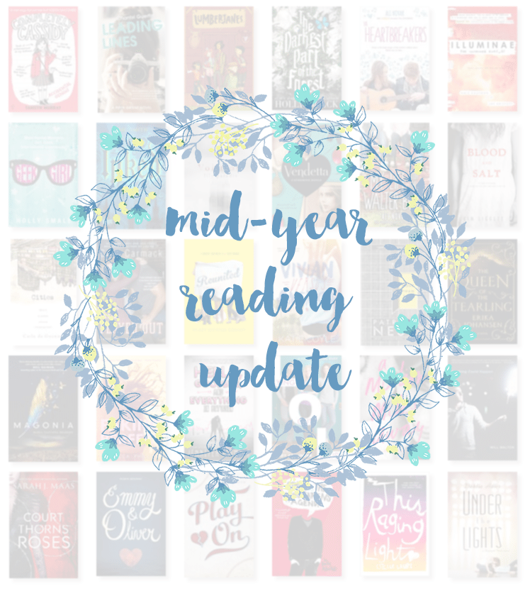 mid-year reading update