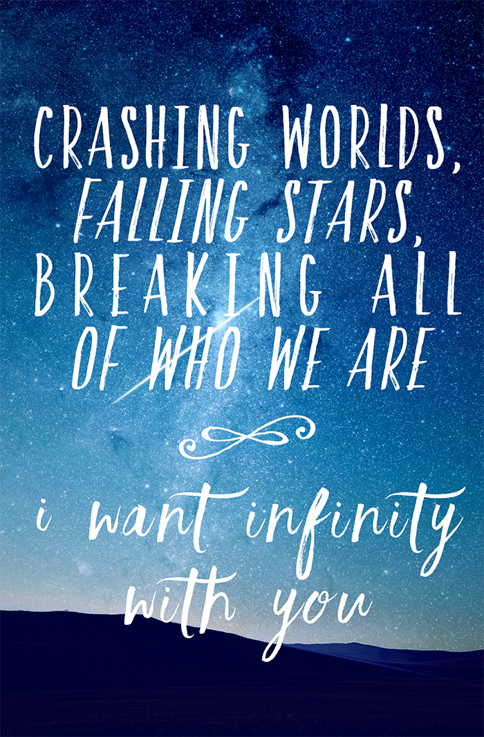 faking normal quote - infinity