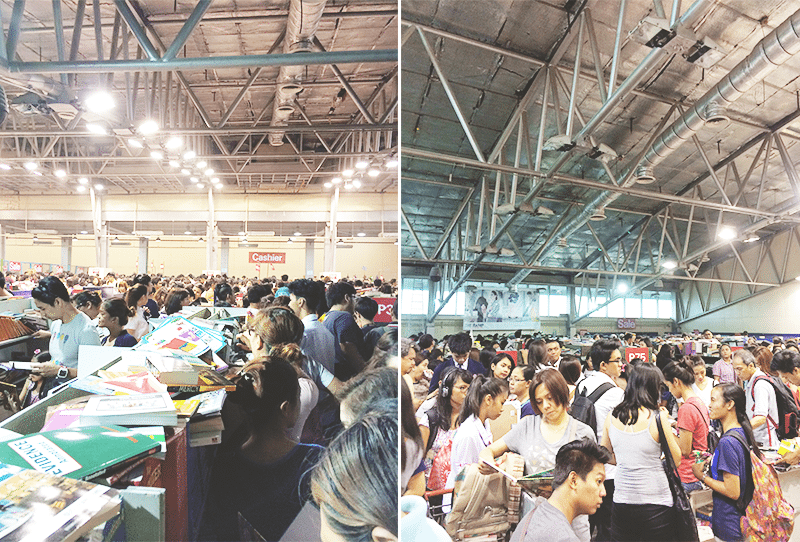 national bookstore great warehouse sale
