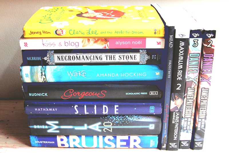 nbs great warehouse sale 2015 book haul