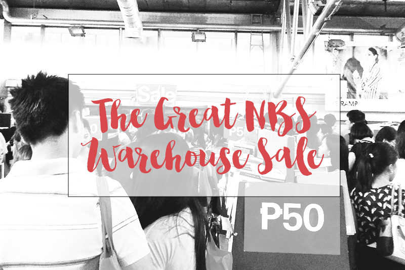 the great nbs warehouse sale