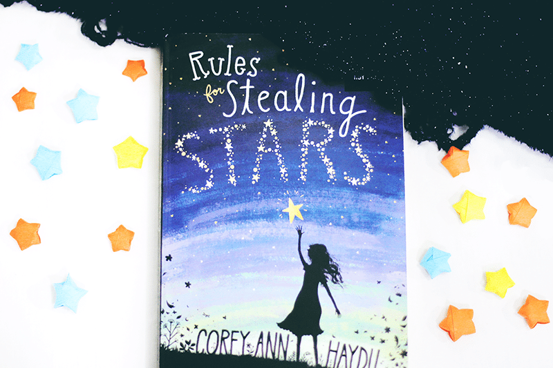 rules for stealing stars corey ann haydu