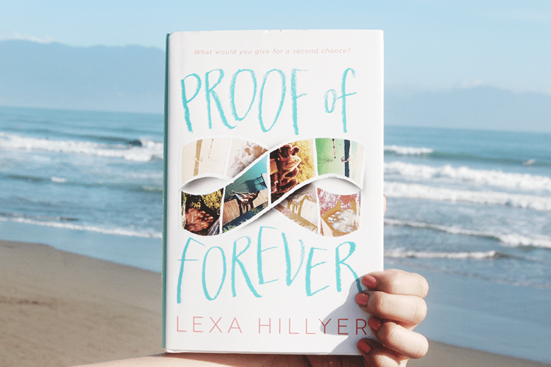 Book In My Bag - Proof Of Forever by Lexa Hillyer